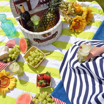 Festive Summer Picnics Ideas from Three Fabulous Bloggers