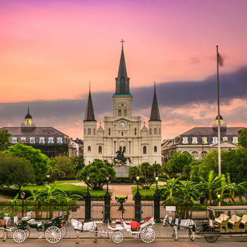 Haunted Cities in the United States, New Orleans