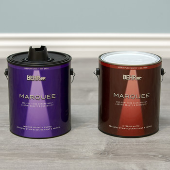 Behr Eco-Friendly Paint Can