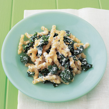 Pasta with Ricotta and Broccoli Rabe