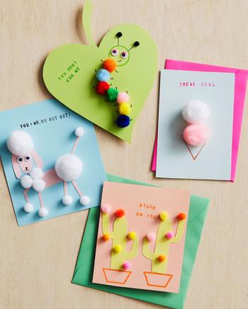 Our Best Valentine S Day Crafts For Kids Martha Stewart