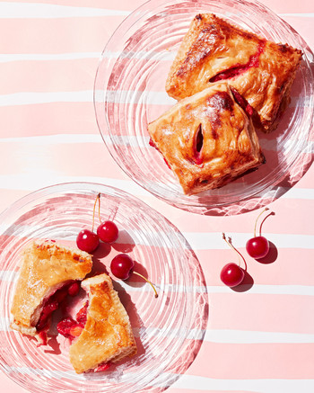 cherry and cream-cheese hand pies