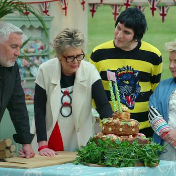 The Great British Baking Show Promo Image