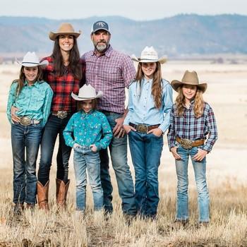 The Heffernan family