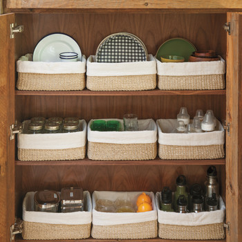 How to Organize Everything Inside Your Kitchen Cabinets for a More Streamlined, Functional Space