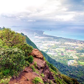 Kuliouou Ridge Trail Hawaii