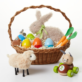 Easter baskets martha stewart 10 adorable easter basket ideas for toddlers negle Choice Image