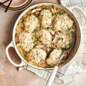 试验厨房最喜欢的鸡肉和饺子