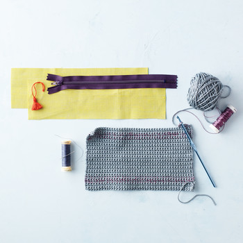 Branchardiere's knitting book