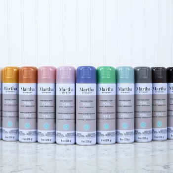 Martha Stewart Duncan Paint Spray Paint Collection