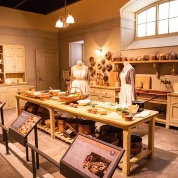 Downton Abbey exhibition at the Biltmore estate in Asheville, North Carolina