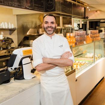 Pastry Chef Dominique Ansel Portrait