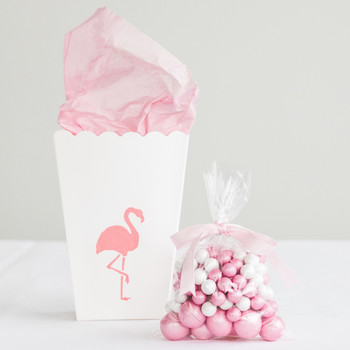 Lets Flamingle goody bags