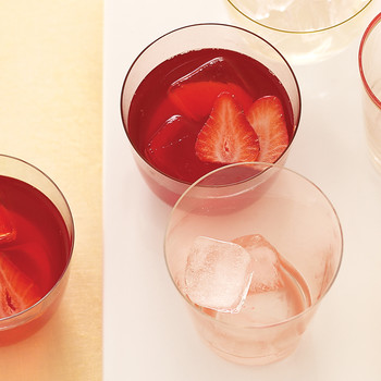 Brunch Mocktails