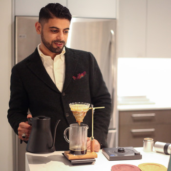 All About a Truly Unique Coffee Tasting That Took Place in Our Test Kitchen