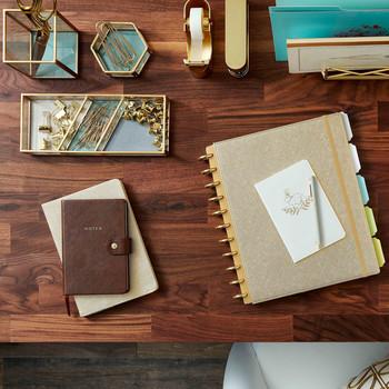Staples Gold Workspace办公桌组织商品