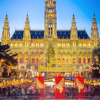 Vienna, Germany, Christmas Market