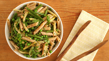EH0061-Summer Pasta Salad with Peas & Beans