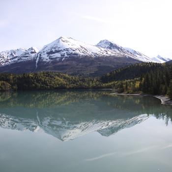 Anchorage, Alaska, Glacier Photo