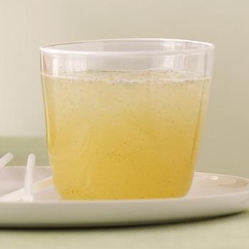 Sparkling Roasted Vanilla Lemonade