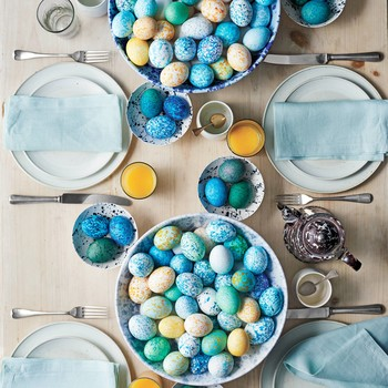 12 Ways to Decorate Easter Eggs Without Dye