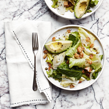 Bitter Greens with Anchovies and Breadcrumbs recipe