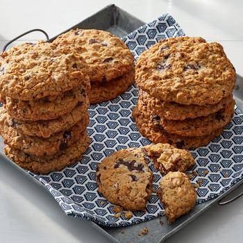 cowboy cookies martha bakes