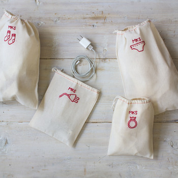 embroidered travel bags diy gifts