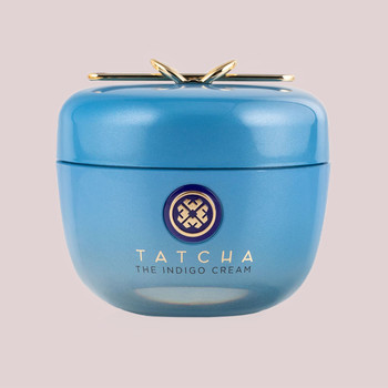 tatcha indigo cream skin care