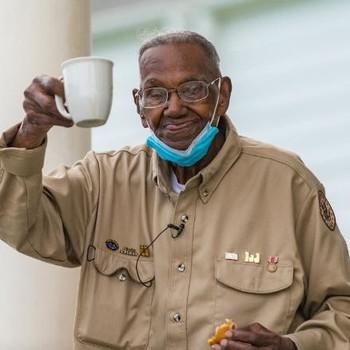 lawrence brooks oldest american world war II veteran celebrating 111th birthday