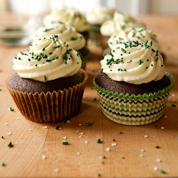 Irish Stout Cupcakes