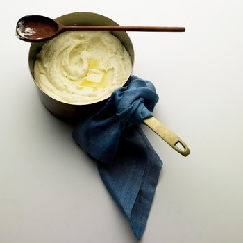 mashed potatoes with cream cheese
