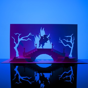 headless-horseman-sleepy-hallow-horrorgami