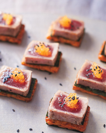 Tuna cakes recipe martha stewart