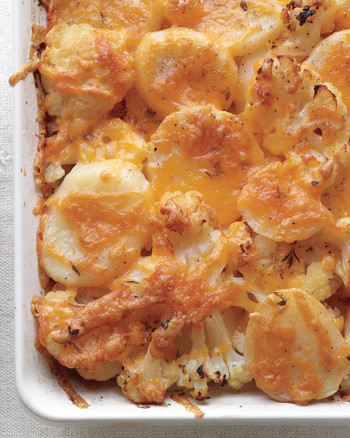 Cauliflower Casseroles for Lovers of the Reliable Veggie