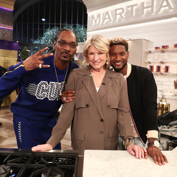 martha snoop usher