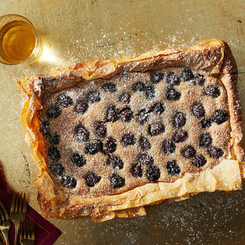 blueberry frangipane martha bakes