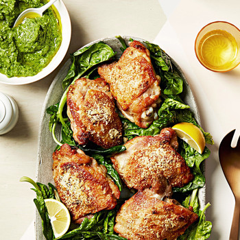 The Easiest Way to Make Dinner Healthy? Just Add Greens! 12 Quick Recipes to Try : healthy dinner plates - pezcame.com