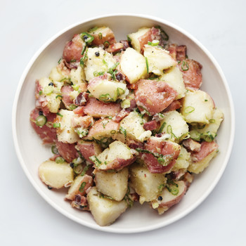Potato Salad -- Hold the Mayo!
