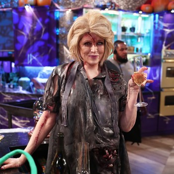 Martha zombie Halloween