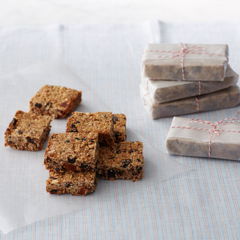 Dried-Fruit-and-Nut Health Bars