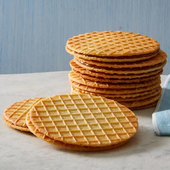 stroopwafels cookies