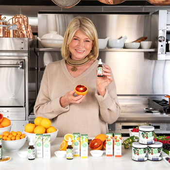 Martha Stewart x Canopy Growth CBD Wellness Products