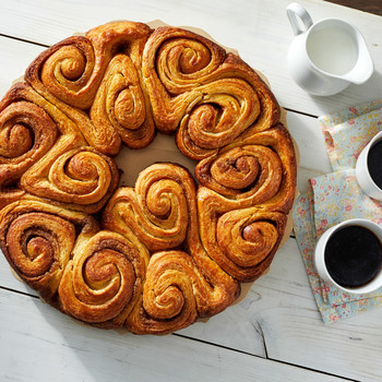 brown butter swirl martha bakes breakfast pastry coffee