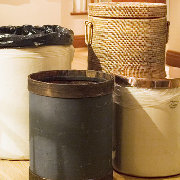 Wastebasket Alternatives