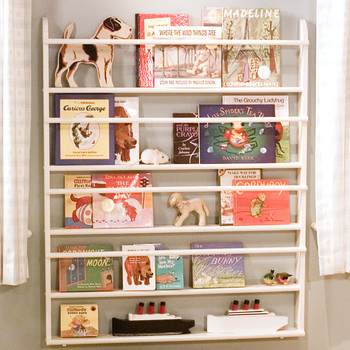 Making Children's Bookshelves