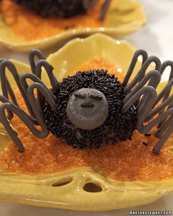 Halloween Cakes and Dessert Recipes