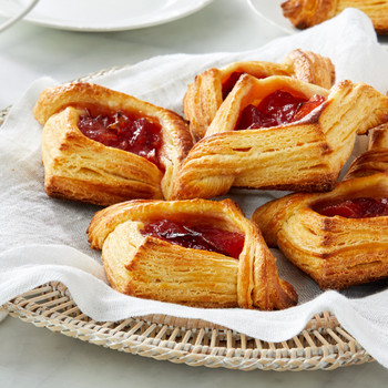 jam filled crostades martha bakes breakfast pastry