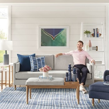Will Taylor of Bright Bazaar Reveals His New Coastal Home Collection