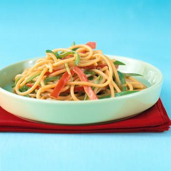Easy Cold Sesame Noodles